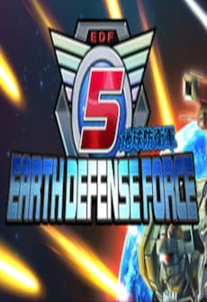 EARTH DEFENSE FORCE 5 - Steam - Key GLOBAL