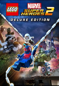 Image of LEGO Marvel Super Heroes 2 Deluxe Edition Steam Key GLOBAL