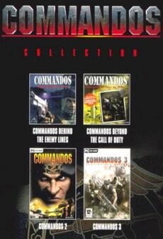 Commandos Pack (PC) - Steam Key - GLOBAL