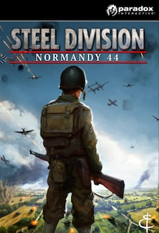 Steel Division: Normandy 44 - Back to Hell Steam Key RU/CIS фото