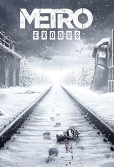 Metro Exodus Epic Games Key GLOBAL