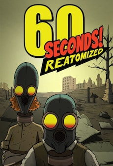 60 Seconds! Reatomized (PC) - Steam Gift - GLOBAL