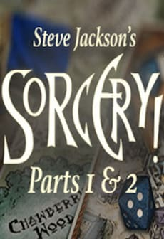 Sorcery! Parts 1 and 2 Steam Key GLOBAL фото