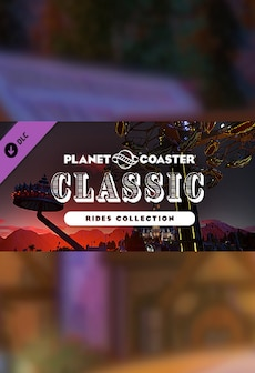 Planet Coaster - Classic Rides Collection Steam Key GLOBAL