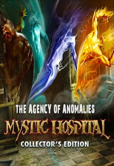 The Agency of Anomalies: Mystic Hospital Collector's Edition Steam Gift GLOBAL