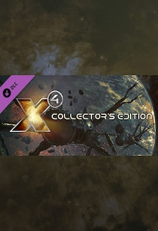 X4: Foundations Collector's Edition Content Steam Key GLOBAL