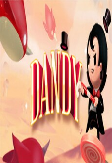 Dandy: Or a Brief Glimpse Into the Life of the Candy Alchemist Steam Key GLOBAL