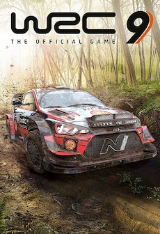WRC 9 FIA World Rally Championship (PC) - Epic Games Key - GLOBAL