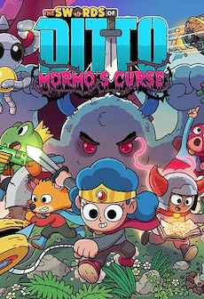 The Swords of Ditto: Mormo's Curse (PC) - Steam Key - GLOBAL фото