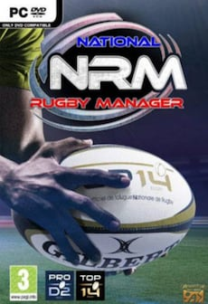 National Rugby Manager Steam Key GLOBAL