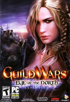 Guild Wars Eye of the North CD-KEY EU Expansion PC
