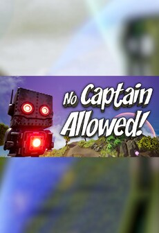 No Captain Allowed! - Steam - Key GLOBAL
