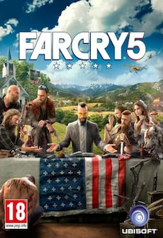 Far Cry 5 Steam Key GLOBAL
