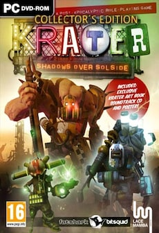Krater: Collector's Edition Steam Key GLOBAL