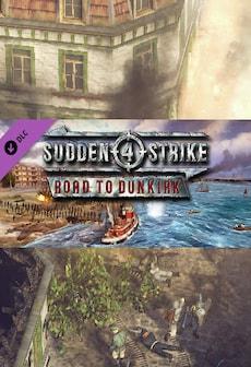 Sudden Strike 4 - Road to Dunkirk Steam Key GLOBAL