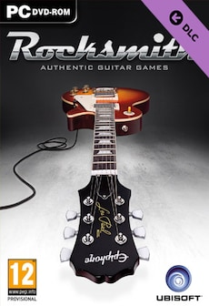Rocksmith - Rush 5-Song Pack Gift Steam GLOBAL