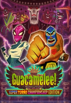 Guacamelee! Super Turbo Championship Edition Steam Gift GLOBAL