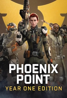 Phoenix Point | Year One Edition (PC) - Steam Gift - GLOBAL