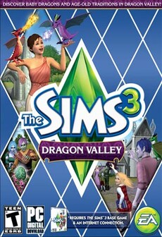 The Sims 3: Dragon Valley DLC EA CD-KEY GLOBAL PC