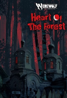 Werewolf: The Apocalypse — Heart of the Forest (PC) - Steam Key - GLOBAL