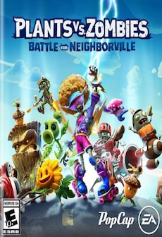 Plants vs. Zombies: Battle for Neighborville (Standard Edition) - Xbox Live Xbox One - Key GLOBAL