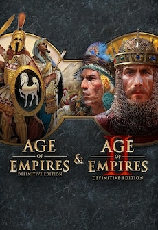 Age of Empires Definitive Edition Bundle (PC) - Steam Key - GLOBAL