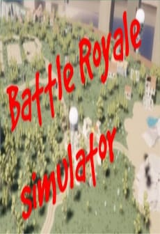 Battle royale simulator Steam Key GLOBAL