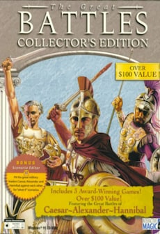 Great Battles Collector's Edition GOG.COM Key GLOBAL