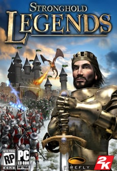 Image of Stronghold Legends: Steam Edition Steam Key GLOBAL