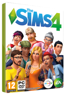 Image of The Sims 4 (ENGLISH ONLY) Origin Key GLOBAL