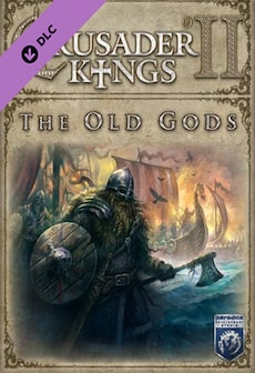 Image of Crusader Kings II - The Old Gods Steam Key GLOBAL