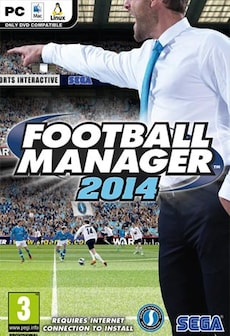 Football Manager 2014 Steam Key RU/CIS