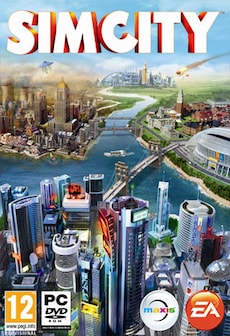 Image of SimCity Standard Edition (ENGLISH ONLY) Origin Key GLOBAL