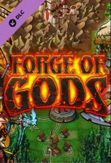 Forge of Gods: Team of Justice Pack Gift Steam GLOBAL