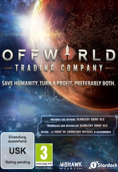 Offworld Trading Company + Jupiter's Forge Expansion Pack Steam Key GLOBAL