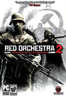 Red Orchestra 2: Heroes of Stalingrad GOTY Steam Gift GLOBAL