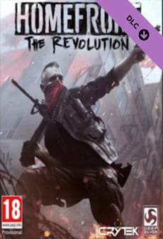 Homefront: The Revolution - Expansion Pass Gift Steam GLOBAL