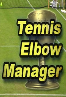 Tennis Elbow Manager Steam Key GLOBAL