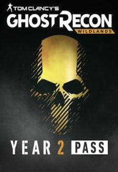 Tom Clancy's Ghost Recon Wildlands - Year 2 Pass Xbox One Xbox Live Key GLOBAL