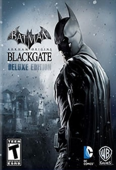 Batman: Arkham Origins Blackgate - Deluxe Edition Steam Gift GLOBAL