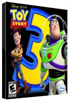Toy Story 3: The Video Game Steam Key GLOBAL