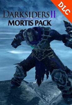 Darksiders 2 - Mortis Pack Steam Key GLOBAL