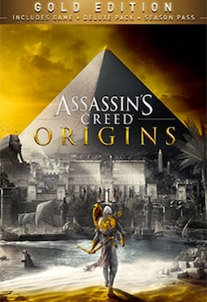 Assassin's Creed Origins Gold Edition - Steam - Gift GLOBAL