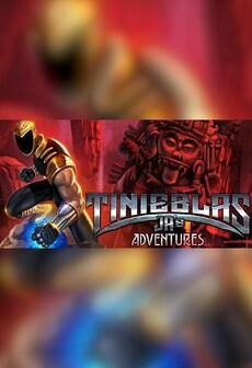 Tinieblas Jr's Adventures - Steam - Key GLOBAL