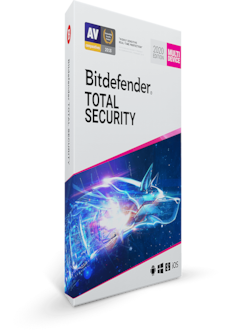 Bitdefender Total Security 2020 (1 Device, 1 Year) - PC, Android, Mac, iOS - Key GLOBAL