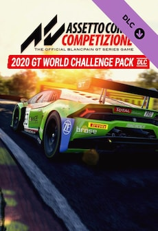 Assetto Corsa Competizione - 2020 GT World Challenge Pack (PC) - Steam Key - GLOBAL