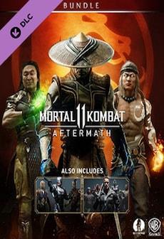 Mortal Kombat 11: Aftermath + Kombat Pack Bundle (PC) - Steam Key - GLOBAL