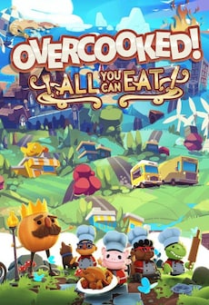 Overcooked! All You Can Eat (PC) - Steam Key - GLOBAL