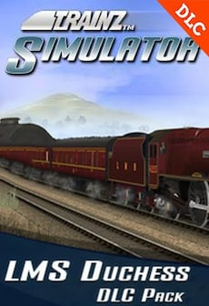 Trainz Simulator DLC: The Duchess DLC CD-KEY STEAM GLOBAL PC