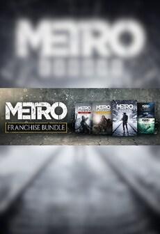 Metro Franchise Pack (PC) - Steam Key - GLOBAL